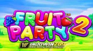 cara bermain slot gacor fruit party 2